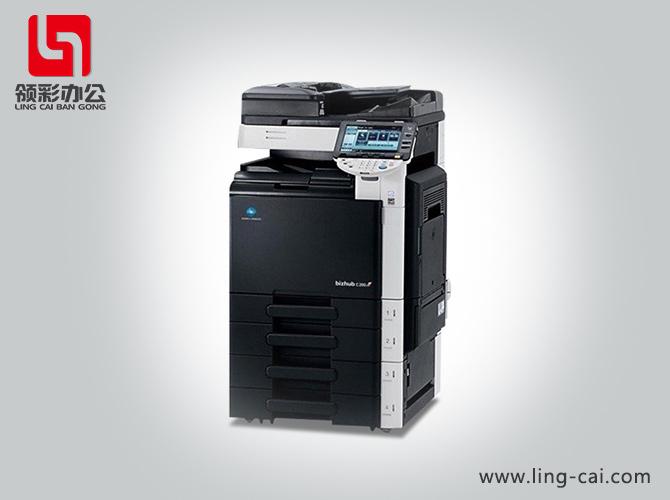 广州领彩出租打印一体机