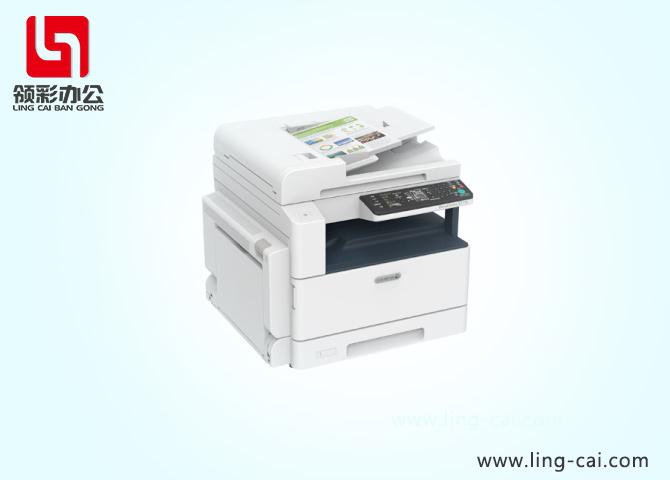 广州领彩办公设备有限公司广州彩色打印机出租
