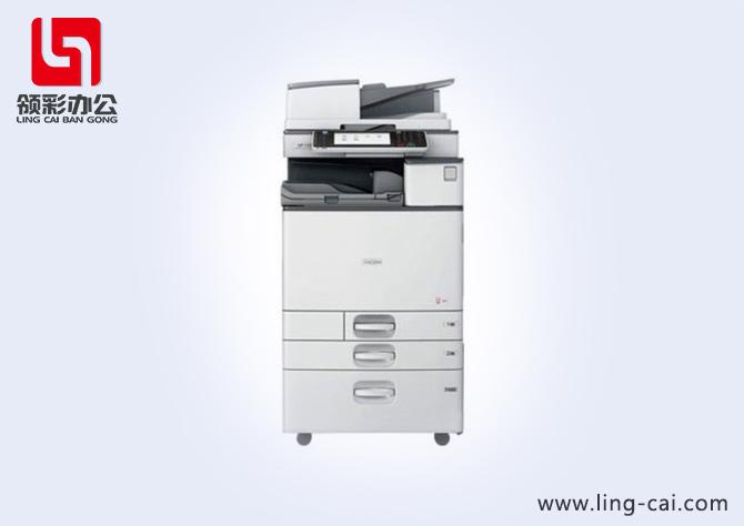 广州打印机租赁公司-广州领彩办公