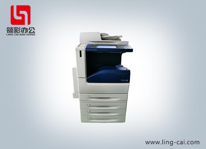 广州品牌租打印机-领彩办公